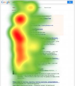 New Google Heat Map