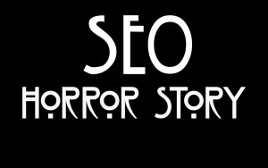 SEO Horror Story Funny Picture