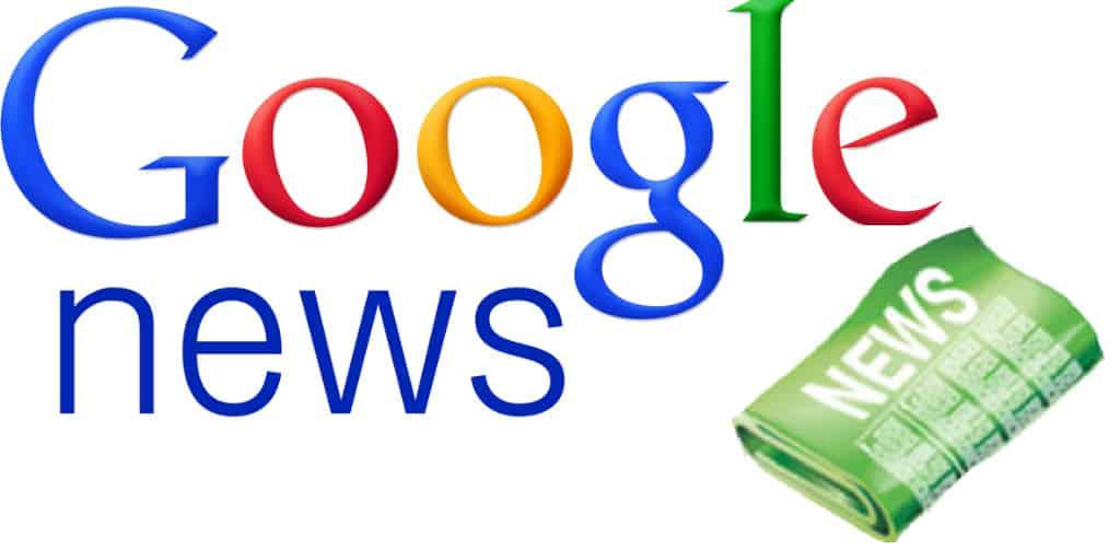 get a site into google news