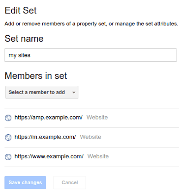 New google search console feature