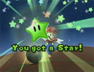 get stars