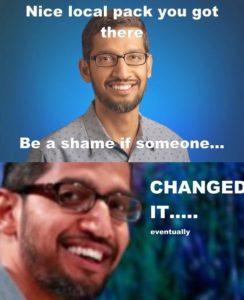 Google CEO Meme