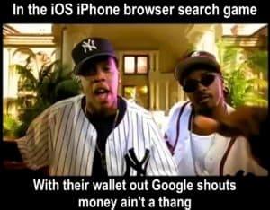 Google Rap SEO Meme