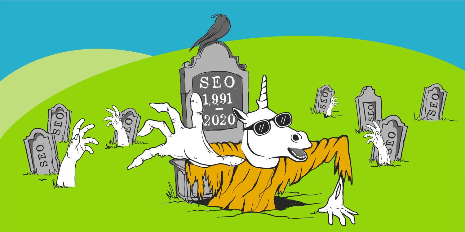 SEO is not really dead anymore
