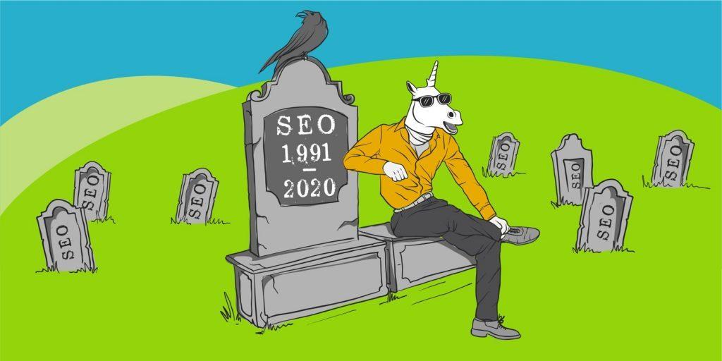 SEO is Dead image